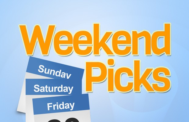 Dino & Stacy's weekend picks