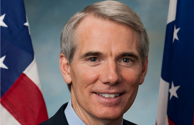 Gay son prompts Portman to change stand on same-sex marriage
