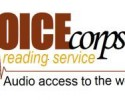 VOICEcorps reading service