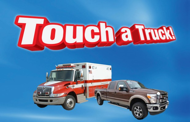 Sunny 95 Touch-a-Truck!
