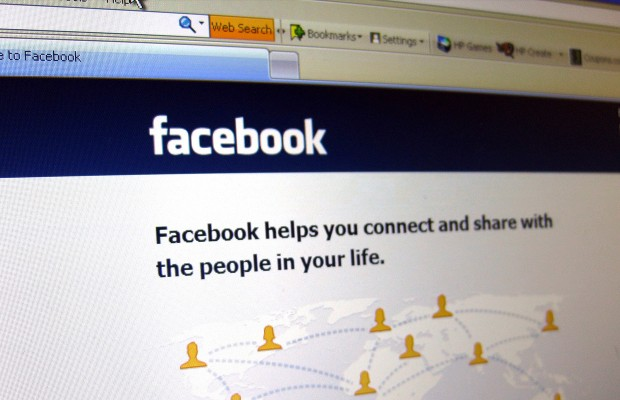 Need credit? Let us check your Facebook friends, first!
