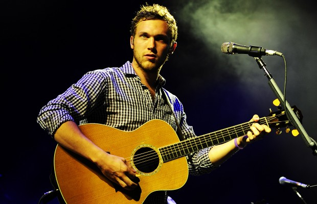 23 Photos of Phillip Phillips with his Guitar for his 23rd Birthday