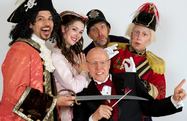 an analysis of the pirates of penzance On the coast of cornwall, a gang of pirates play and party as frederic (a pirate  apprentice) reminds the pirate king that his obligation to the gang is soon over.