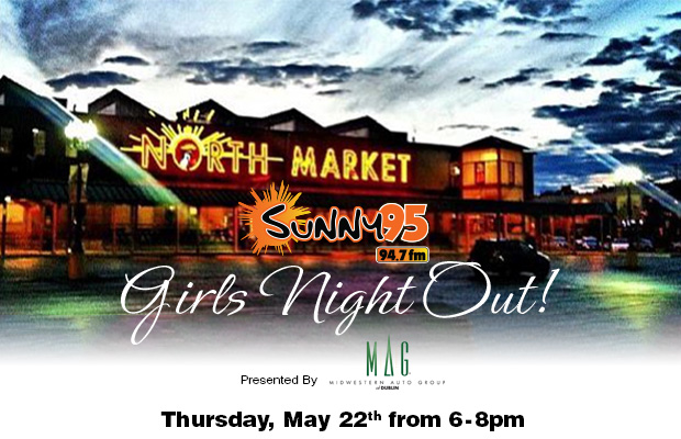 Girls' Night Out at North Market