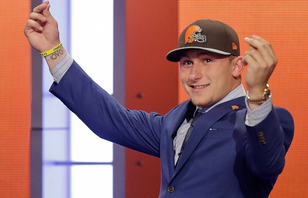 """Brown allow wider look at """"Johnny Football"""""""