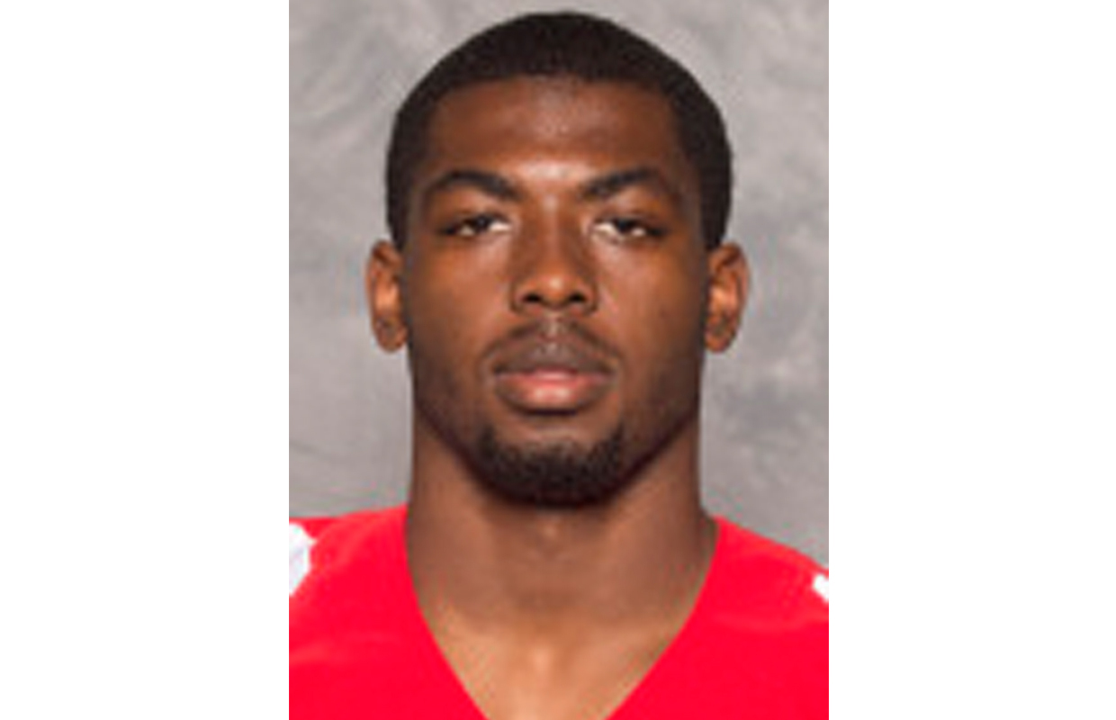 "Redshirt freshman J.T. Barrett, 6'1""/225 lbs., will be the starting OSU quarterback after a n injury to Braxton Miller"
