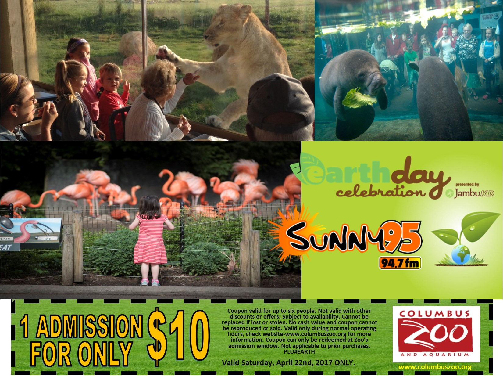 Party for the Planet - Columbus Zoo and Aquarium
