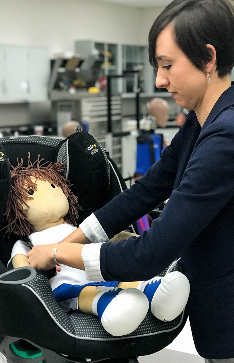 Research Car Seats That Have Been In Accidents